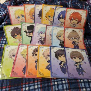 Uta no Prince-sama 18 Clear File Set Lot Anime